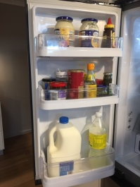 Fridge before 2